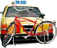 自転車を載せてくれるタクシーは全国に存在する