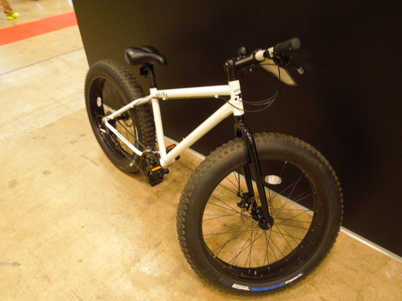 [自転車試乗]走りが進化し本物になった激安ファットバイク BRONX 26TR