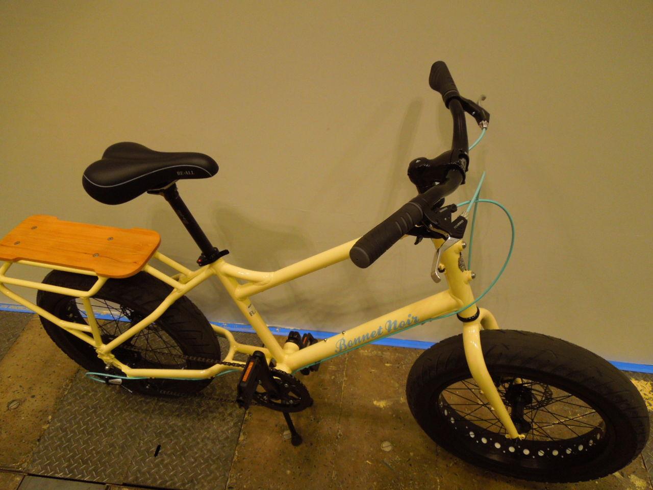 サイクルモードで疑問に思った自転車やヘルメット