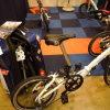 スーツケースに入る世界最小20インチ折りたたみ自転車 CARACLE-S