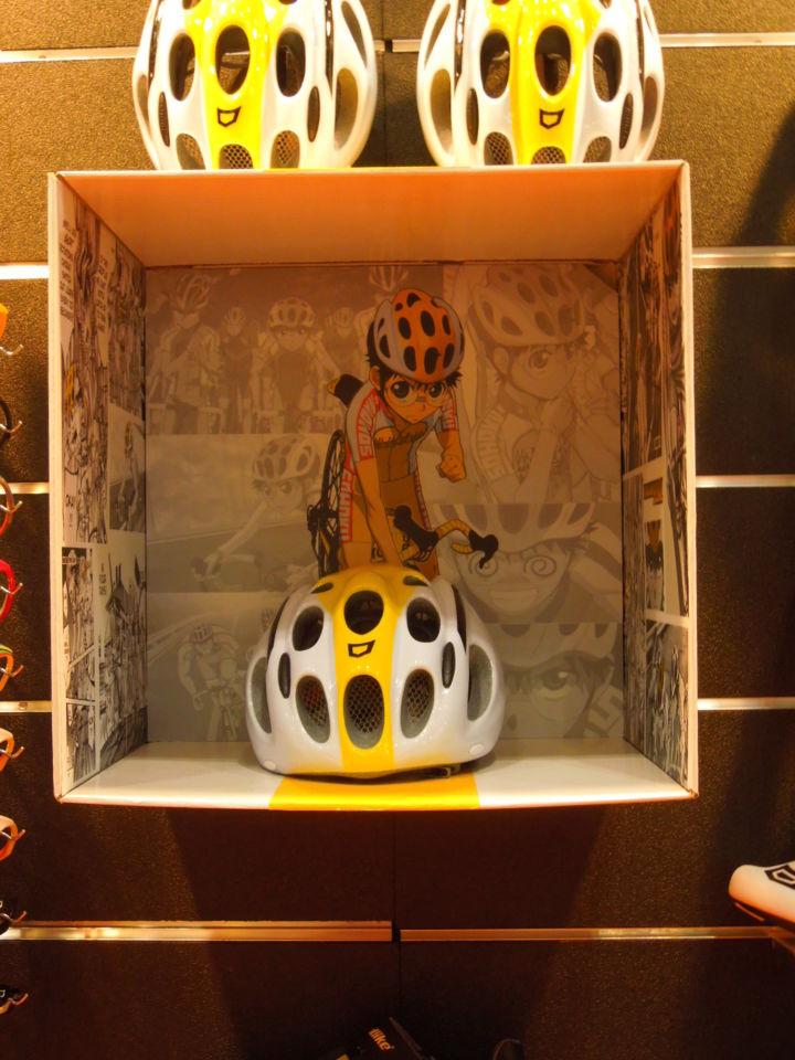 サイクルモード2014で見たヘルメット