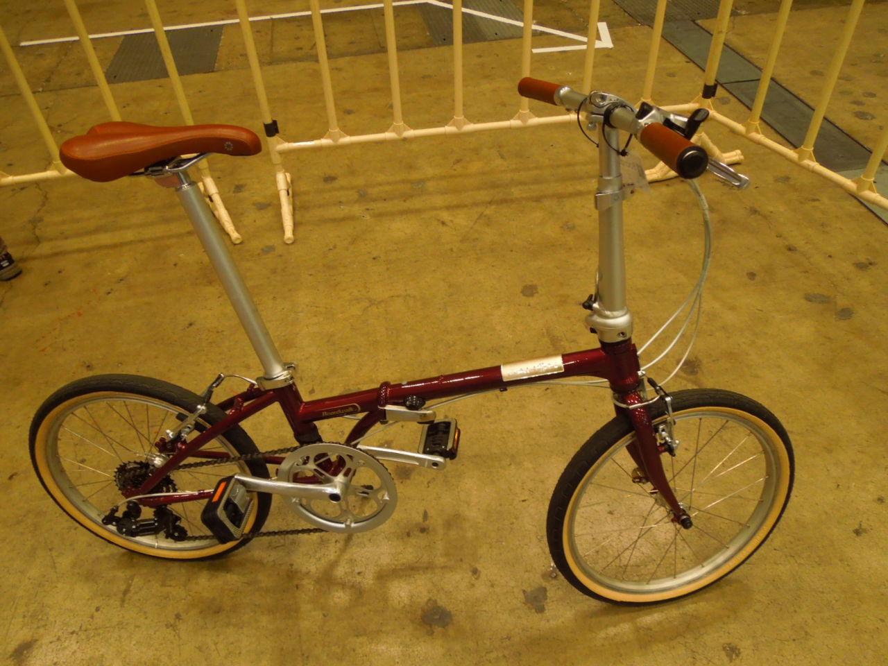 Dahon Oemモデルとの違いを実感する折りたたみ自転車 Dahon Boardwalk