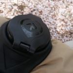 腕に装着するバックミラー RearViz アームミラーを使ってみた