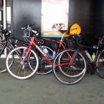 重量が重い自転車で1日300キロ走るとどうなるか