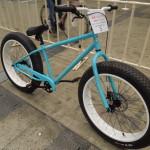 タイヤが変わり走りが良くなった激安ファットバイク Bronx4.0