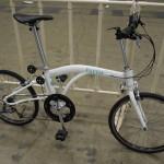 スーツケースに入る高性能折り畳み自転車 Caracle-SとPATTO BIKEの違い