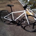 カーボンベルトを採用した街乗りクロスバイク ブリヂストン・Ordina S5B