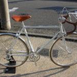 シマノが殆ど無いツーリング自転車 サンエクシード ランドナー スポルティーフ