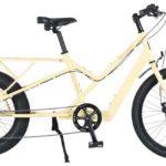 ファットバイクスタイルを持つロングテールバイク サイクルベースあさひ・88Cycle