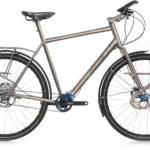 時代から立ち止まっているランドナーと先進化を行うトレッキングバイクの違い