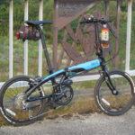 折りたたみ自転車「Tern Link N8」ファーストインプレッション