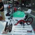 自転車の新たな可能性が見える電動アシスト3輪セミリカンベント TOYODA TRIKE