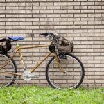 MTBタイプのアップライトツーリング自転車「Rivendell Clem Smith Jr」