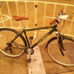 安楽なクロスバイク「LOUIS GARNEAU TR1」と「GIANT Escape RX」を比較する