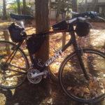 長距離も走れるスポーツ自転車用アップハンドルVeno メトロポイントハンドルバー