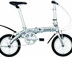 超小径折りたたみ自転車 DAHON DOVEとPacific Carry-meを比較する