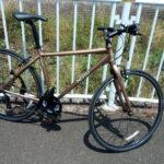 4万円台のスピードタイプのクロスバイクではお薦めの1台 Nesto Vacanze
