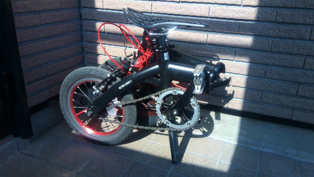 ルノー・ライトシリーズの全て 軽さとコスパを売りにした折り畳み自転車を紹介