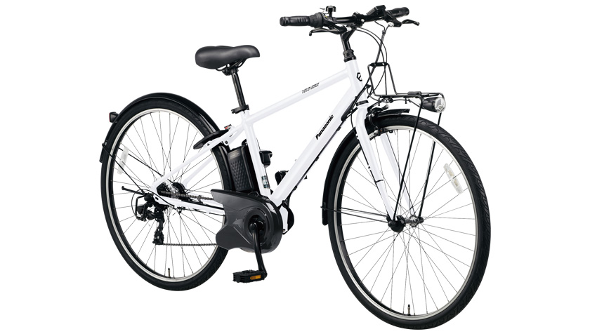 10万円を切る街乗り系電動アシストスポーツ自転車 パナソニック・ベロスターを解説