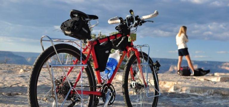 世界一周の自転車はどんな感じ?染谷翔さんのGIRAFFE・ワールドツアラー編