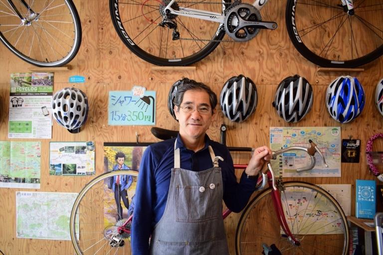 東京・青梅にある自転車の発着基地がCycleTripに登録した理由とは?