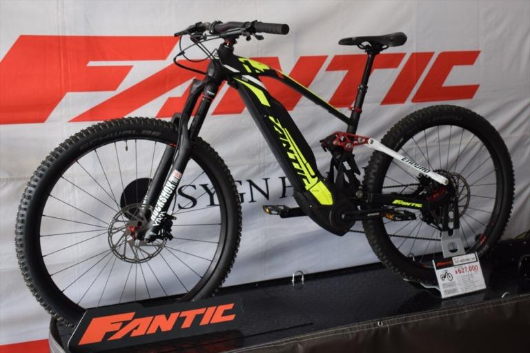イタリアのE-Bikeブランド「FANTIC」まとめ E-MTBやトラスフレームのE-Bikeも用意