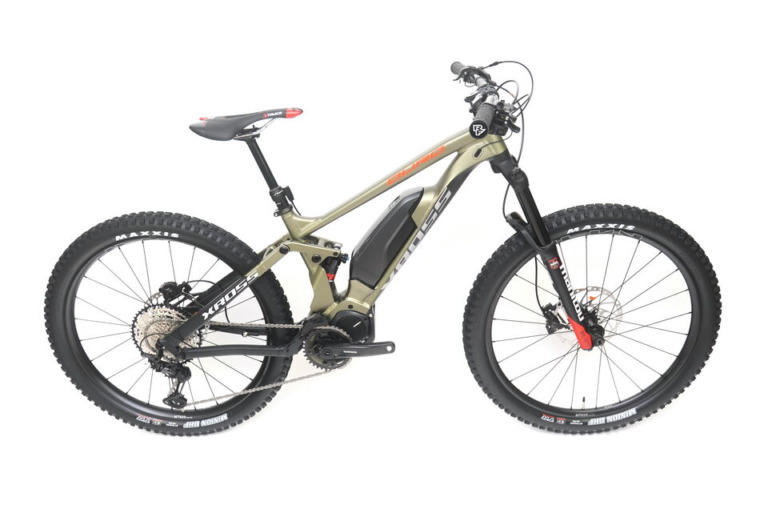 シマノ・Di2仕様も用意したフルサス/ハードテイルE-MTB「XROSS・DXシリーズ」【E-Bikeまとめ】